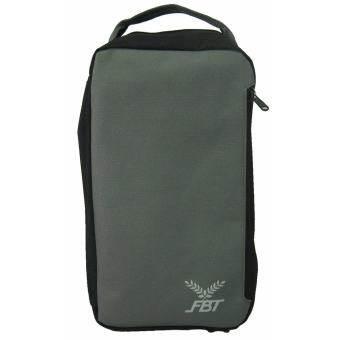 กระเป๋าใส่รองเท้า กระเป๋าใส่อุปกรณ์กีฬา FBT 17-1000 เทา