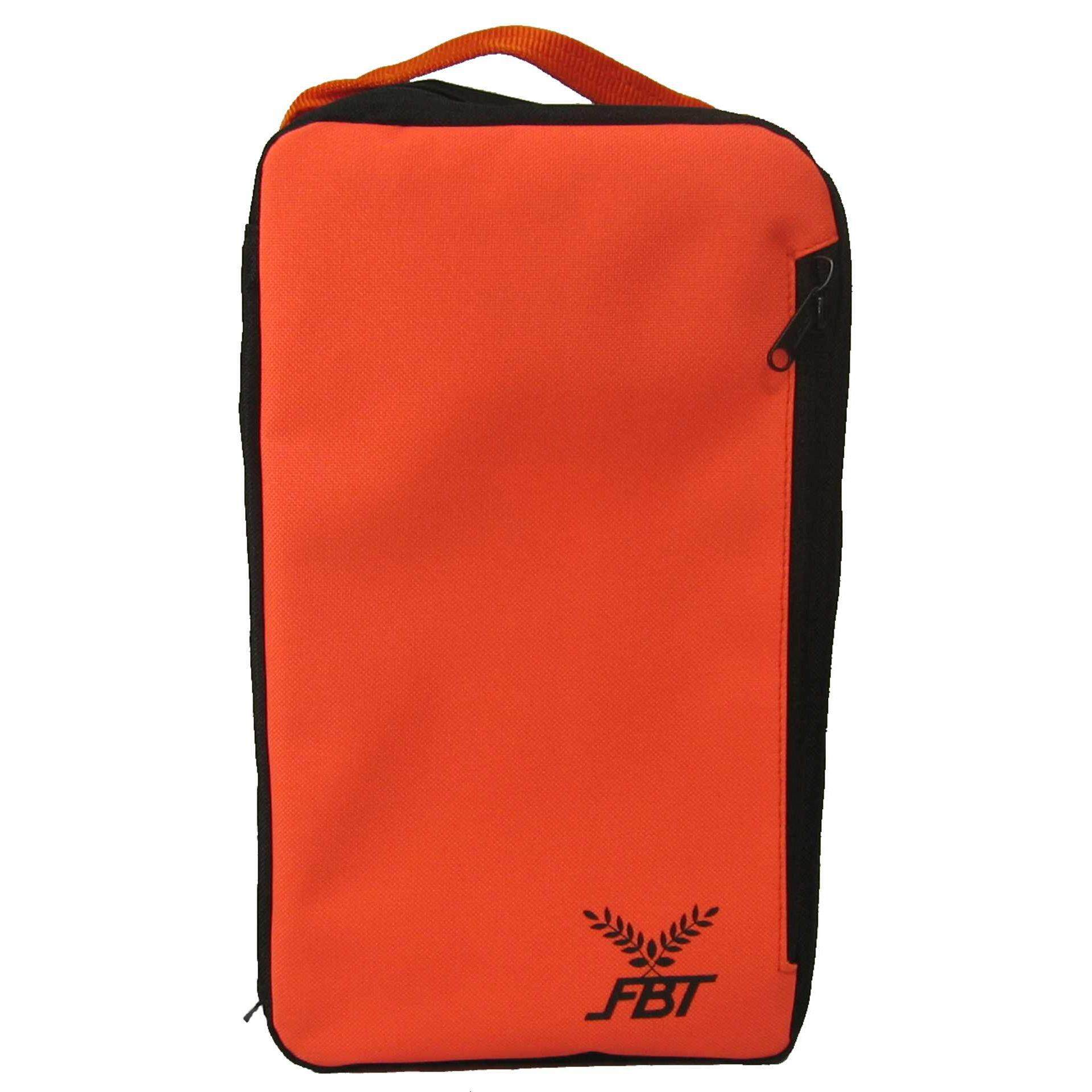 กระเป๋าใส่รองเท้า กระเป๋าใส่อุปกรณ์กีฬา FBT 17-1000 ส้ม