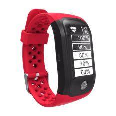 Feiku S908 Gps Running Tracker With Heart Rate Sleep Monitor Sedentary Reminder Pedometer Ip68 Waterproof Fitness Tracker Smart Bands For Iphone Android เป็นต้นฉบับ