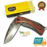 ราคา Fhs Buck X61 Folded Knives 14Cm มีดพับเอนกประสงค์ ขนาดใบรวมด้าม 16Cm ใน Thailand