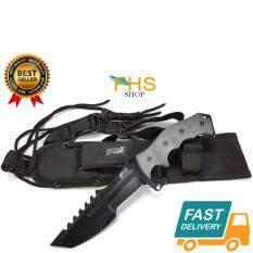 ขาย Fhs Mtech Xtreme Knives มีดเดินป่าแบบรัดต้นขา ใบมีดแบบเหล็กชิ้นเดียว ขนาดใบรวมด้าม 28 Cm Unbranded Generic เป็นต้นฉบับ