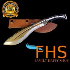 ราคา Fhs Todd Begg Knives 420 Stainless มีดเดินป่าทรง กรุข่าขนาดใหญ่ 40 เซนติเมตร ใบเหล็กชิ้นเดียวแข็งแรงสุดๆ Unbranded Generic เป็นต้นฉบับ