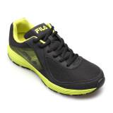 ซื้อ Fila Men Running Shoes รองเท้าวิ่งผู้ชาย Everun Q11606 Lime