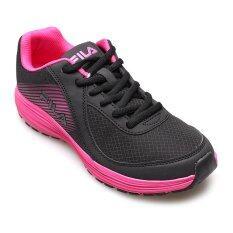 ขาย Fila Women Running Shoes รองเท้าวิ่งผู้หญิง Everun Q11604 Pink ออนไลน์