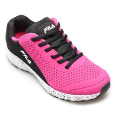 ขาย Fila Women Running Shoes รองเท้าวิ่งผู้หญิง Spray Q11605 Fuschia ออนไลน์ ใน Thailand