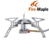 ราคา ราคาถูกที่สุด Fire Maple Fms 105 Outdoor Camping Hiking Portable Split Foldable Gas Stove Cooking 2600W Intl
