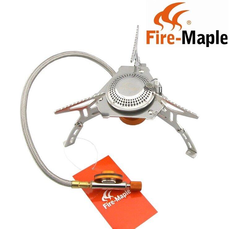 ไฟเมเปิ้ลทำอาหารอุปกรณ์ตั้งแคมป์กลางแจ้งเตาแก๊สเตากลางแจ้ง 246 กรัม FMS-105-นานาชาติ