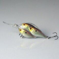 ตกปลาเหยื่อ Grasshopper รูปทรงเหยื่อ 50 ชิ้น Intl - Intl.