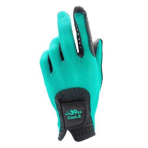 FIT39EX Glove รุ่น FIT39EX COOL2 – Green/Black (Hand: Left)