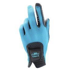 ซื้อ Fit39Ex Glove รุ่น Fit39Ex Cool2 Light Blue Black Hand Left ออนไลน์ ถูก