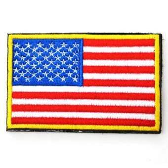 สายรัดข้อมือปักธง D - นานาชาติ