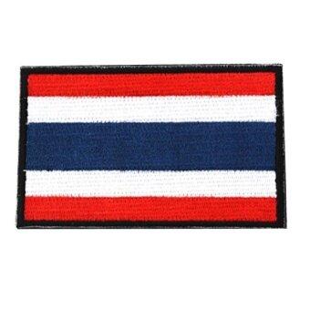 Flag Patch Embroidery armband F Kohlershop - intl