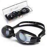 ทบทวน Fly Swimming Goggles Waterproof Coating Myopia Anti Uv Fog 1 58 8 Intl