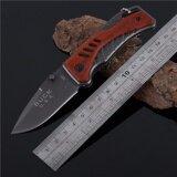 ทบทวน Folding Knife มีดพับขนาดเล็กด้ามไม้แท้ รุ่น X61