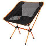 ทบทวน Folding Portable Chairs Orange