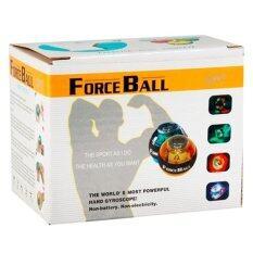 โปรโมชั่น Forceball Spt Alc การออกกำลังกายลูกสีฟ้านำแสงสำหรับลูกบอลฟิตเนส นานาชาติ ถูก
