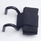 ขาย Four Season Big Sale Adjustable Strong Iron Hook Grips Straps Weight Lifting Pull Up Strength Training Gym Fitness Black Wrist Support Lift Straps Color Black Specification Width 8Cm Intl Unbranded Generic ออนไลน์