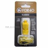 นกหวีด Fox 40 Classic 115Db สีเหลือง ใน กรุงเทพมหานคร