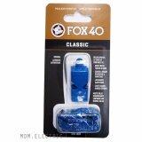 ซื้อ นกหวีด Fox 40 Classic 115Db สีน้ำเงิน ใหม่