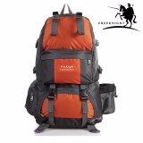 ราคา Free Knight 50L กระเป๋าเป้สำหรับเดินป่า Fk 751 Hiking Travel Backpack สีส้ม เป็นต้นฉบับ