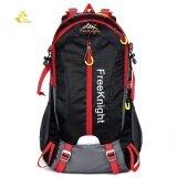 ขาย ซื้อ Free Knight Fk0215 Outdoor 30L Water Resistant Backpack Mountaineering Camping Bag Intl ใน จีน