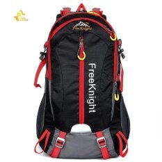 Free Knight Fk0215 Outdoor 30L Water Resistant Backpack Mountaineering Camping Bag Intl ใน จีน