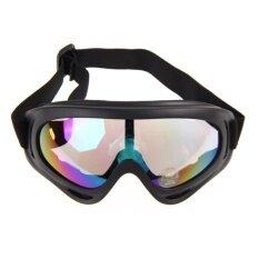 ส่วนลด G2G แว่นตากันแดด กันฝุ่น สำหรับขี่มอเตอร์ไซค์ จักรยาน หรือ เล่นกีฬากลางแจ้ง กรอบดำ มีสายรัด เลนส์สีมัลติ จำนวน 1 ชิ้น G2G ใน กรุงเทพมหานคร