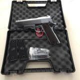 ซื้อ ปืนอัดแก๊ส G D M1911A1 สีเงิน ใน ไทย