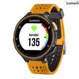 ซื้อ Garmin Forerunner 235 ภาษาไทย นาฬิกา Gps วัดชีพจร สีส้ม ดำ ออนไลน์ ถูก
