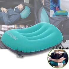 ซื้อ Gion Naturehike หมอนลม หมอนเป่าลมขนาดพกพา หมอนลมเดินป่า Portable Inflatable Camping Pillow ใหม่