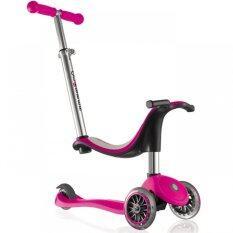 ซื้อ Globber Scooter รุ่น My Free Seat 4 In 1 Pink ใหม่ล่าสุด
