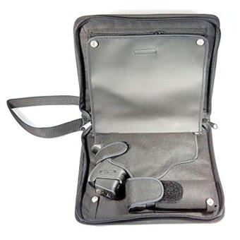 กระเป๋าใส่ปืนสั้นอย่างดีแบบผ้าสำหรับปืน Glock 171920212223252627282930313233363839