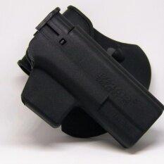 ราคา ซองปืนขึ้นลำอัตโนมัติ Glock19 Unbranded Generic