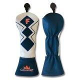 ซื้อ Golf Head Cover Cm Blue Geometry Fairway Macdonald Golf ออนไลน์