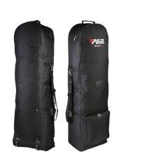 ขาย Golf Travel Bag Black With Roller Water Resistant 2 Layers By Pgm กรุงเทพมหานคร ถูก