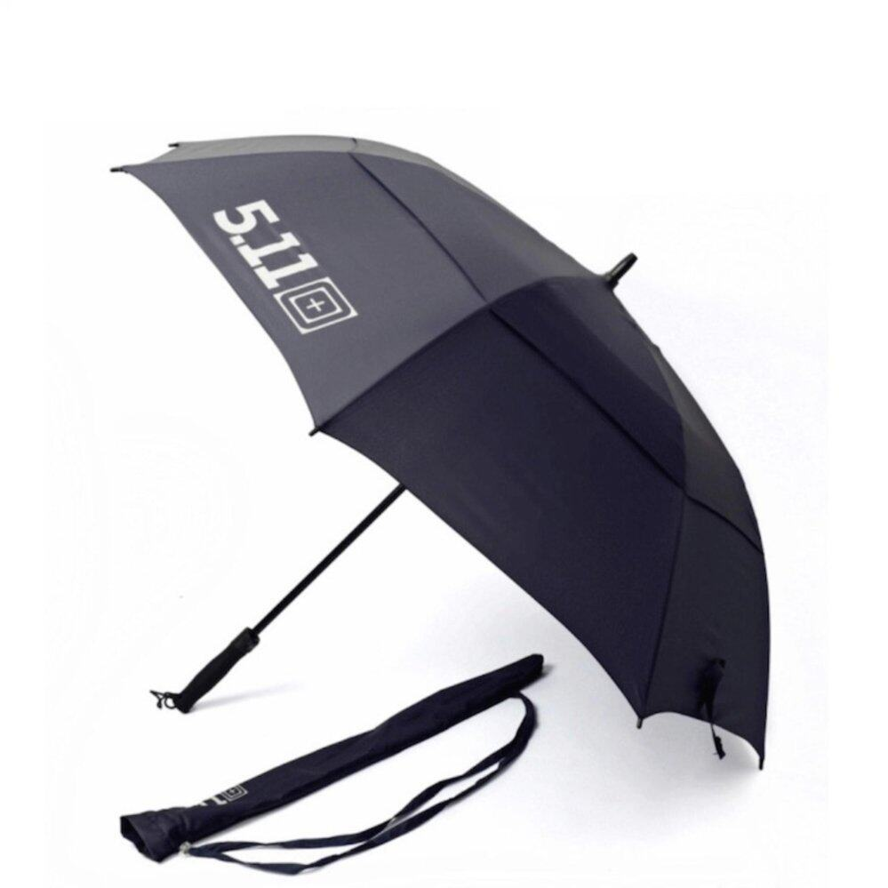 GOLF Umbrella UV 511 สีดำ (UMB511)(Black)