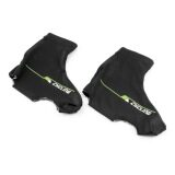 ซื้อ Good Bicycle Bike Windproof Shoe Covers Cycling Zippered Overshoes Sportwear Black Xl Intl ฮ่องกง