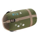 ทบทวน ที่สุด Good Outdoor Sleeping Bag Envelope Camping Travel Hiking Ultra Light Four Seasons Army Green Intl