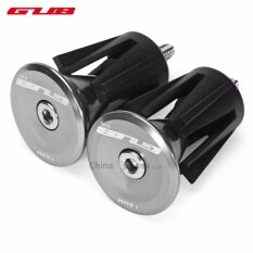 ราคา Gub C03 Paired Mtb Bicycle Aluminum Alloy Handlebar Plug Intl ใหม่ ถูก