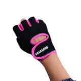 ซื้อ ยิม Training ถุงมือ สีชมพู Unbranded Generic เป็นต้นฉบับ