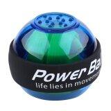 ขาย ซื้อ มือข้อมือการออกกำลังกาย Gyroscope Power Ball สำหรับความแข็งแรงของ Tennis Golf N สีฟ้า ใน จีน