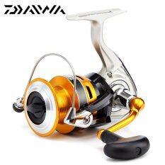 ราคา High Quality 100 Original 2017 New 2000A 2500A 3000A 4000A Spinning Fishing Reel 5 3 1 3 1Bb Front Drag Carp Fishing Reel 2500 Intl ใหม่ ถูก