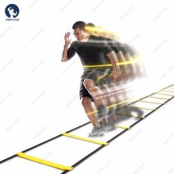 Homefittools - บันไดฟิตเนส บันไดฝึกความคล่องตัว Agility ladder