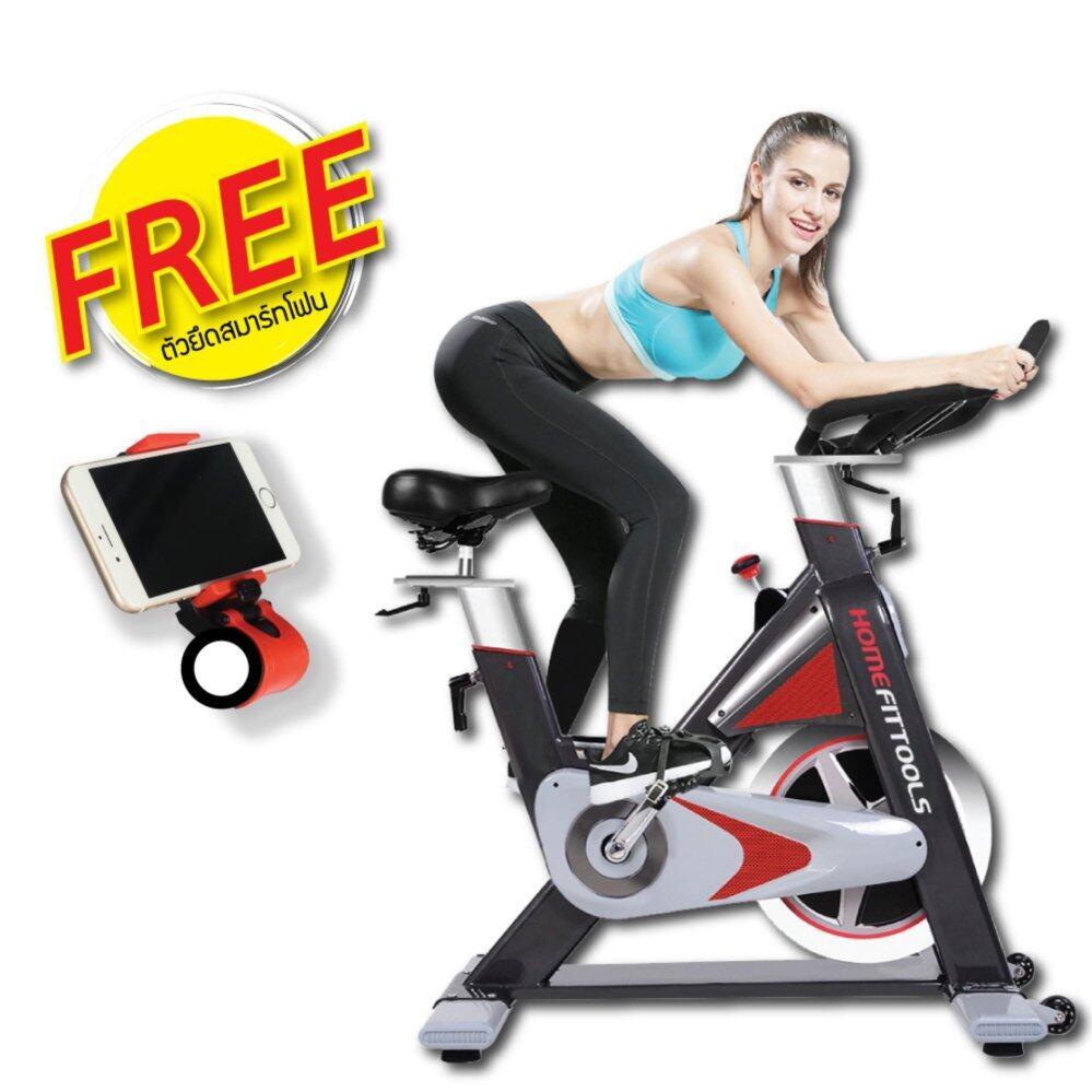 จักรยานออกกำลังกาย  Homefittools รุ่น Spinning Bike รุ่น SB-005 ลดโปรโมชั่น -40%