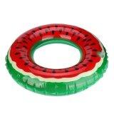 ราคา Hot Swimming Pool Inflatable Watermelon Swim Ring *D*Lt Fruit Swimring Intl ราคาถูกที่สุด