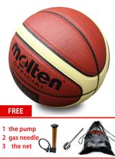 ราคา Indoor And Outdoor Wear Sweat Wicking Super Soft Basketball เป็นต้นฉบับ