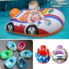 ลอยน้ำว่ายน้ำแหวนที่นั่งเด็กทารกการ์ตูนว่ายน้ำลอยเรือ - นานาชาติ By Bokeda Store.
