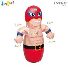 ราคา Intex ตุ๊กตาล้มลุก เป่าลม นักมวยปล้ำ รุ่น 44672 ที่สุด