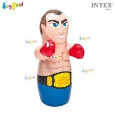 ซื้อ Intex ตุ๊กตาล้มลุก เป่าลม นักมวย รุ่น 44672 ออนไลน์ ถูก