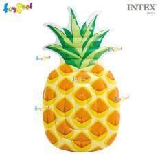 Intex ส่งฟรี แพยาง เป่าลม สับปะรด 2.16x1.24 ม. รุ่น 58761